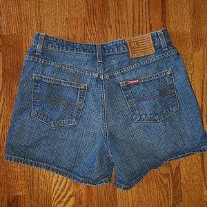 Ralph Lauren Polo denim jean shorts size 6